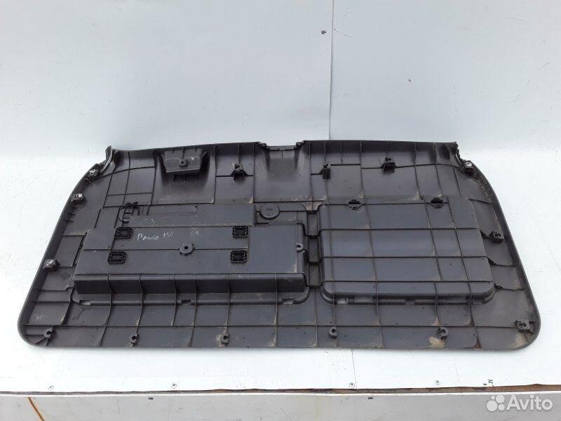 Обшивка крышки багажника задняя Toyota Land  89196068635 купить 2