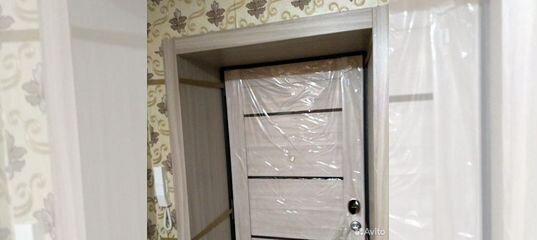 откосы на межкомнатные двери из гипсокартона