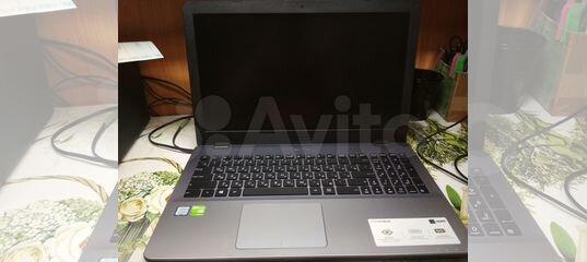 Ноутбук asus VivoBook 15 X542U