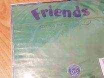Сериал friends Друзья на дисках на английском
