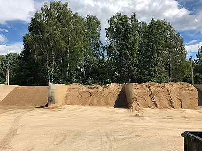 Песок карьерный, мелкий, крупный,мытый, сеяный