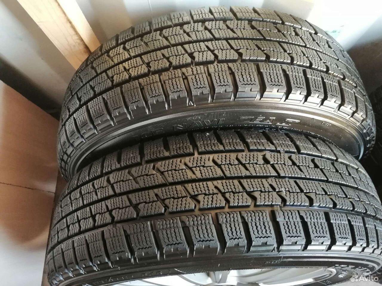 Комплект колес (№148) из Японии  89244146927 купить 5