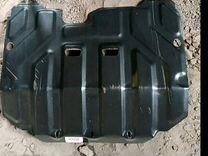 Металлическая защита двигателя hyundai ix35