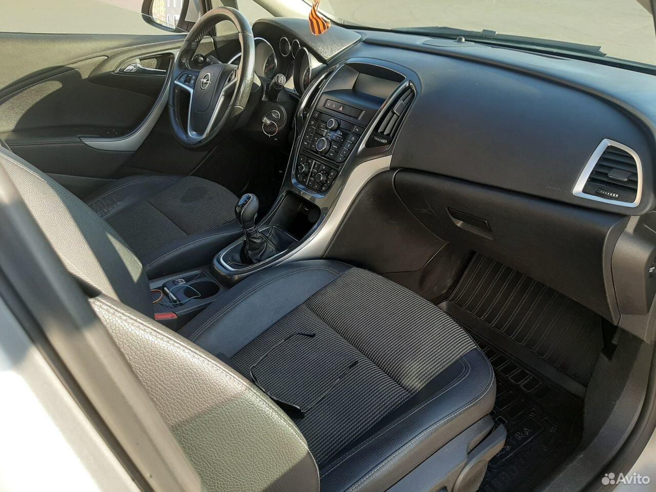 Opel Astra, 2012  89877309141 купить 10