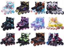 Скейтборды, круизеры, лонгборды, ролики раздвижные