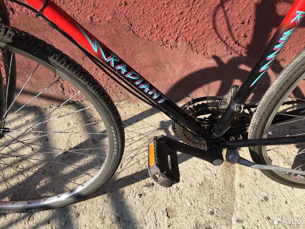 Велосипед Radiant  89024181312 купить 6