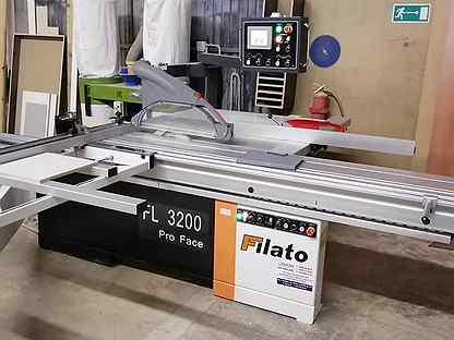 Форматно-раскроечный станок filato FL-3200 ProFace