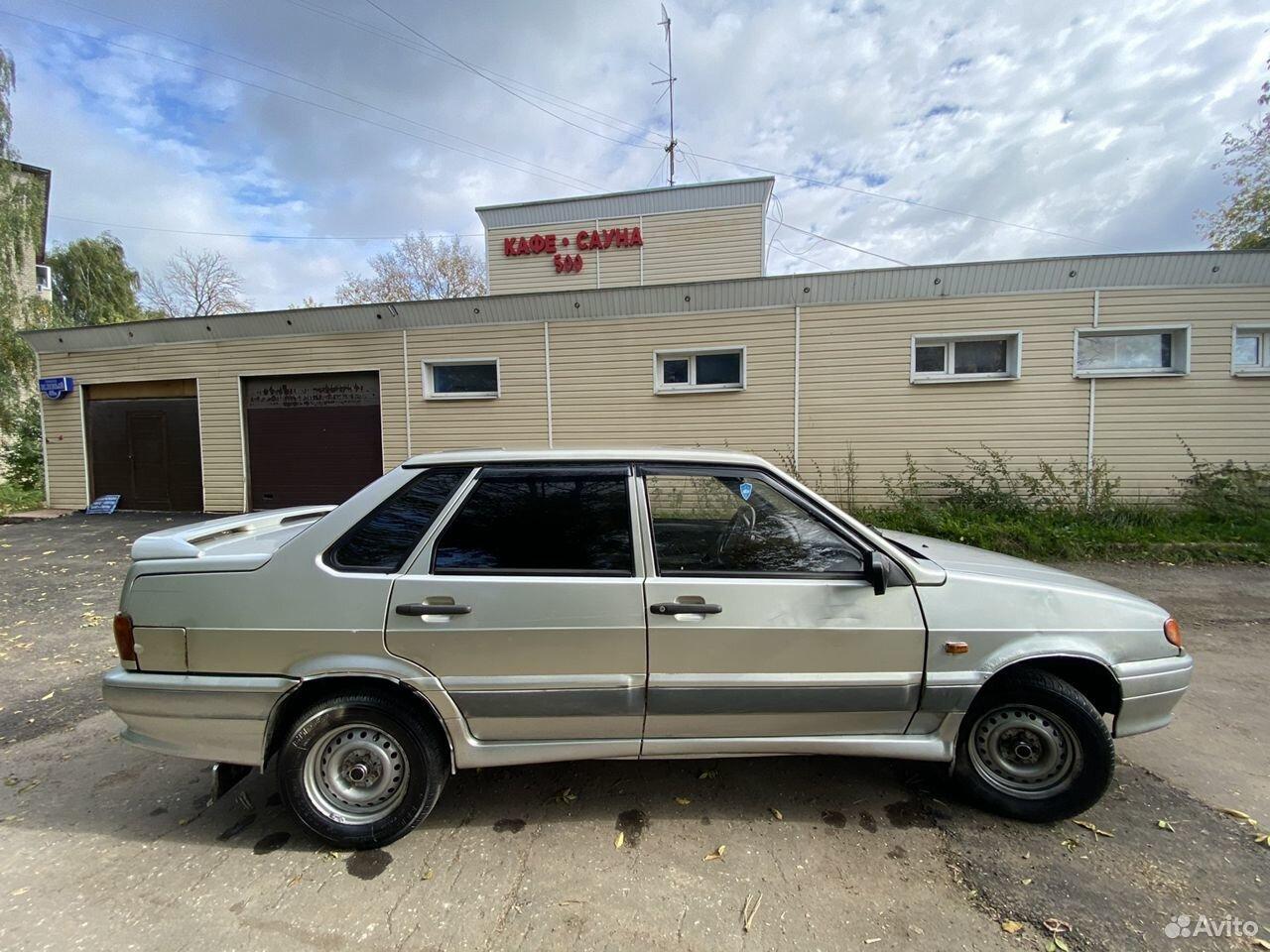 ВАЗ 2115 Samara, 2005  89092659875 купить 7