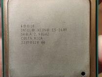 Серверный процессор Intel Xeon E5-2609