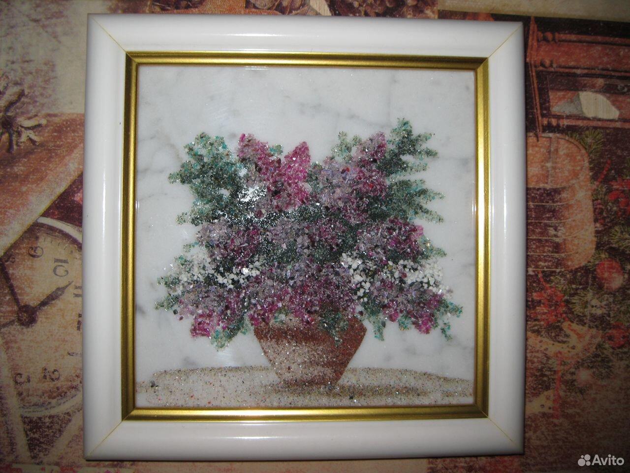 Картина на мраморе  89087924390 купить 1