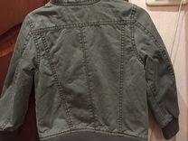 Куртка HM's весенняя с утеплением 110