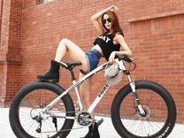 Велосипед Фет Байк на широких колёсах в наличии