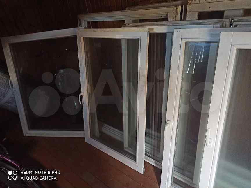 Новые Деревянные окна со стеклопакетами
