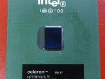 Процессор Celeronы ppga370 667 MHz, ppga478 2GHz