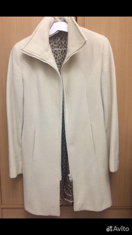 Пальто кашемировое. Италия  89203411251 купить 1