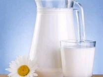 Козье молочко