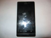 Sony Xperia MT27i Sola Dual Core NFC Black — Телефоны в Нижнем Новгороде