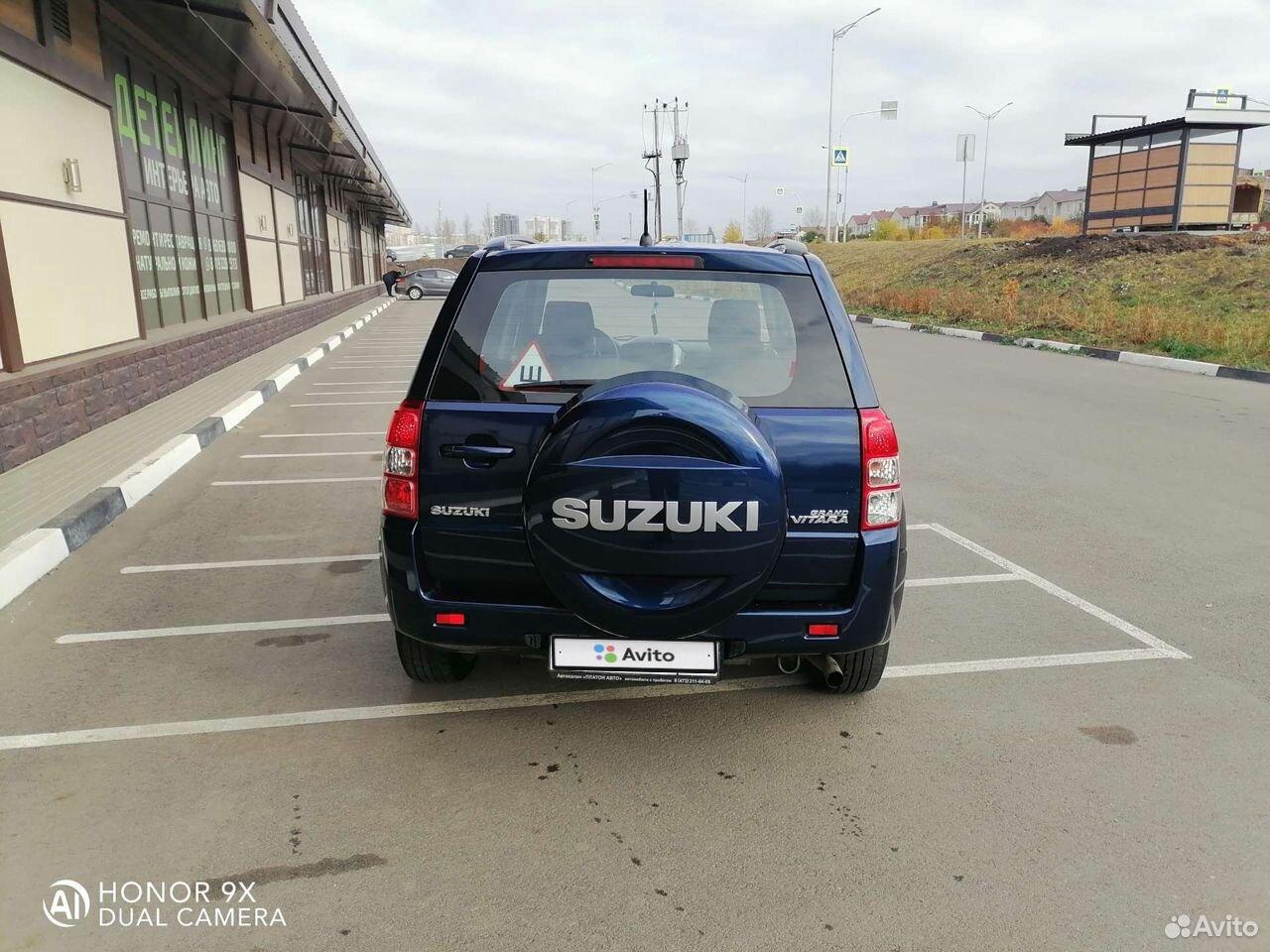 Suzuki Grand Vitara, 2010  89606366531 купить 3