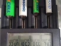 Аккумуляторы Pkcell AAA 850/1000 низкий саморазряд