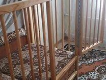 Детская диван - кроватка