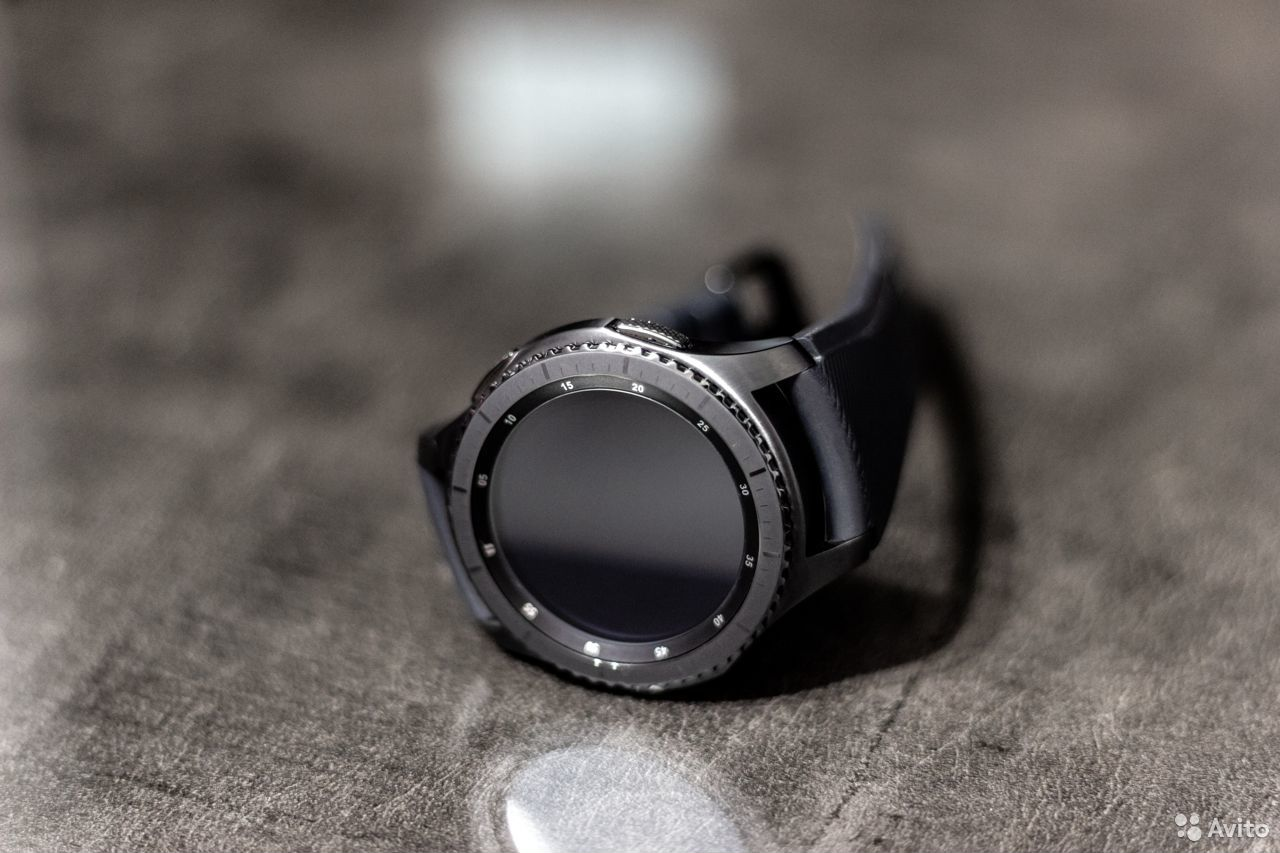 Часы SAMSUNG Gear S3 Frontier  89378001620 купить 2