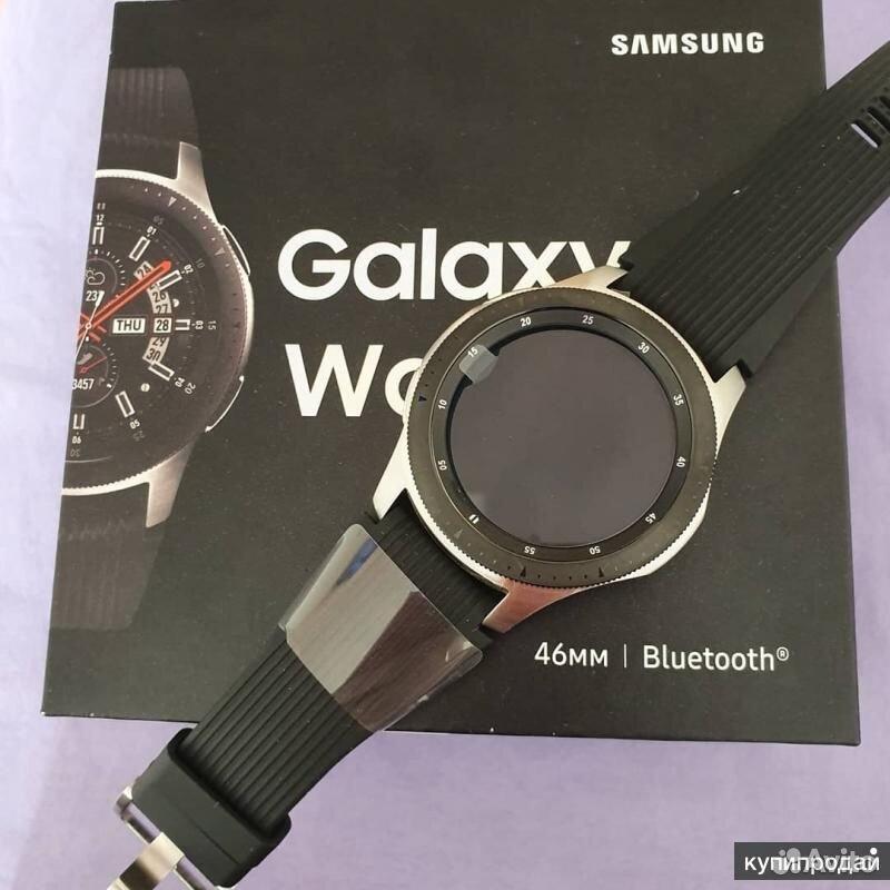 Samsung Watch 46 Silver  89383099499 купить 2