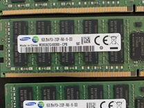 16gb ddr4 память для сервера hp Ibm dell 2133 мгц
