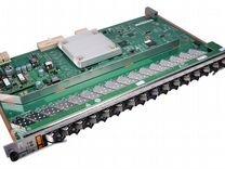 Gpon плата gpfd c SFP С++ MA5608 16 портов — Товары для компьютера в Москве