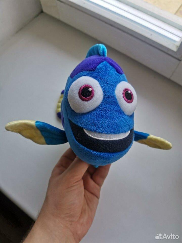 Лицензионная игрушка Дори из В поисках Немо Disney  89637779537 купить 1