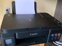 Цветной мфу Canon G3400