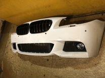 Бампер BMW 5 F10 M пакет