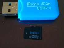 Sd карта 64 Gb