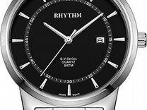 Японские мужские наручные часы Rhythm GS1601S02