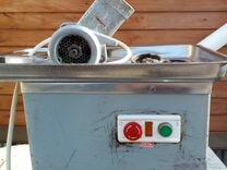 Профессиональная электромясорубка мим-300 б/у