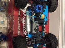 Модель багги на nitro 1:10 4WD. обмен