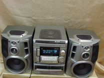 Музыкальный центр Aiwa NSX-S 506