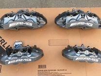 Суппорты AMG w166 w463 w222 w212 w218 w221 тормоза