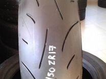 Мотошина бу Dunlop SportMax D214 190/50zr17