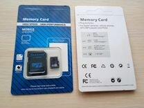 Карты памяти MicroSD 32, 64 Gb новые
