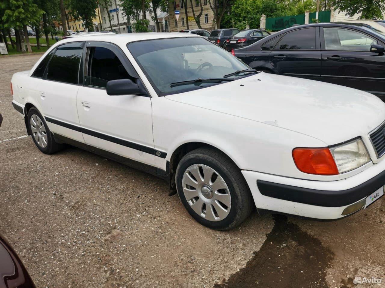 Audi 100, 1991