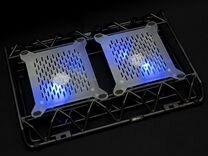 Подставка охлаждающая для ноутбука, STM IP33 Black