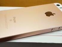 iPhone SE 64Гб Gold.Как Новый.Магазин.Гарантия