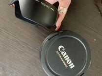Объектив Canon EF 24 - 105 mm f/4L IS USM
