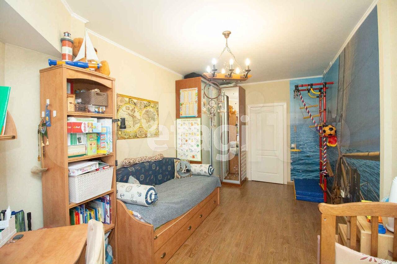 2-к квартира, 70 м², 8/20 эт.  89832204753 купить 6