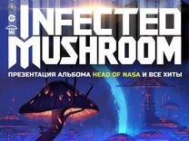 Infected Mushroom. Главклуб.27 июня