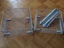 Корзины для шкафа (мебельные корзины)