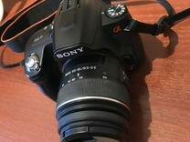 Цифровой зеркальный фотоаппарат Sony Alpha 390