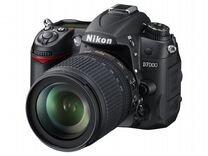 Nikon D7000(28-100мм)(50/f1.8d) Доп/Акб.Сумка.32гб
