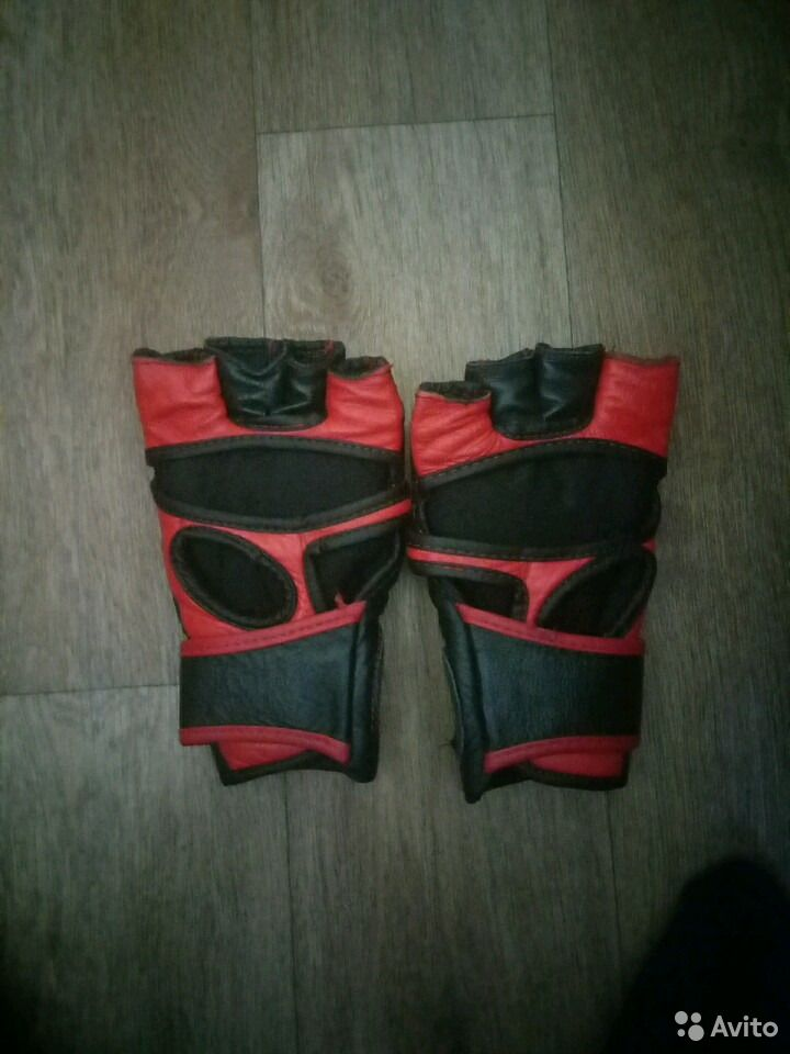 Перчатки Demix для mma