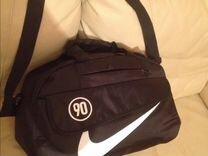 Спортивная сумка nike чёрная новая — Одежда, обувь, аксессуары в Санкт-Петербурге